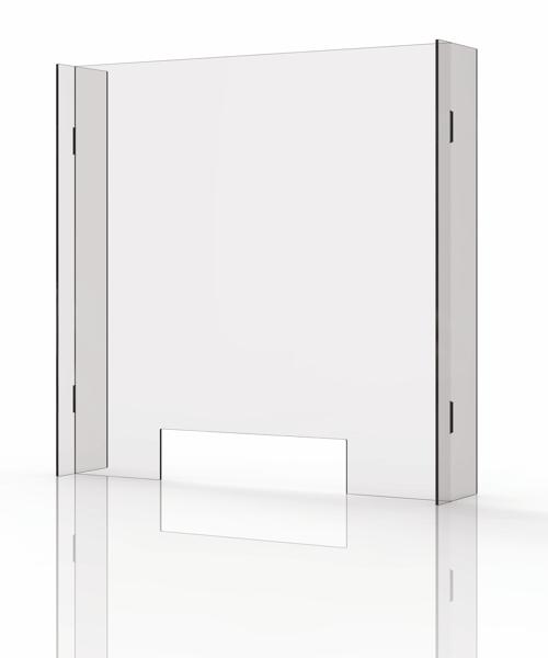 Acryl-Trennwand Protector C 9/9
