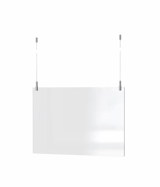 Acryl-Trennwand Protector H 9/6