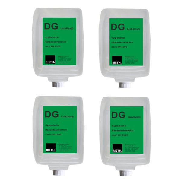 DG + LinkDes Gel (S) - für Spender ab Juli 2020